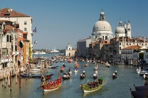 Hyrbil Venedig