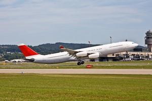 Hyrbil Zurich Flygplats